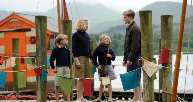 Here's To The Swallows! Watch New Swallows And Amazons Clip