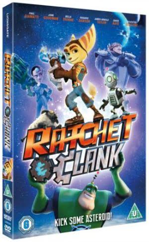 ratchet&clank DVD