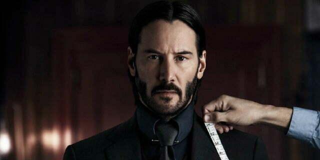 Keanu Reeves Is Bulletproof In New John Wick:Chapter 2 Poster