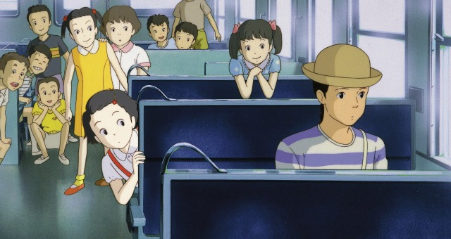 Only Yesterday Train
