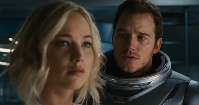 Film Review – Passengers (2016)