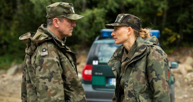 Win Arrow Film's Nordic Noir The Border