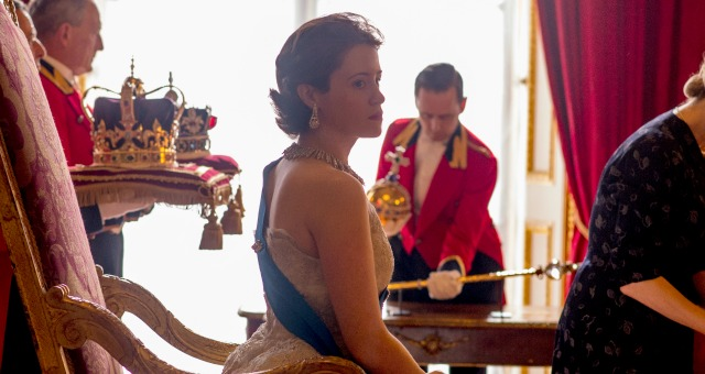 Netflix's The Crown Trailer Tackles The Young Queen's Ascension