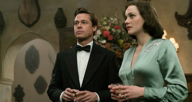 Allied First UK Trailer Reveals The Dangers Of Love And War