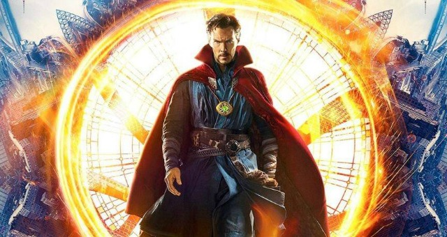 Doctor Strange Releases Running Time And IMAX Promo