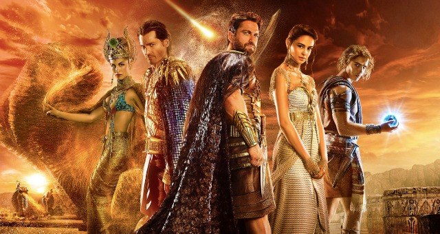 Win Gods Of Egypt On DVD