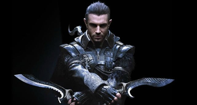 Win KINGSGLAIVE: FINAL FANTASY XV Signed By Aaron Paul