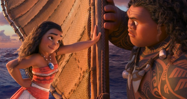 Disney's Moana New Clip Dwayne Johnson Is The Hero Of Them All