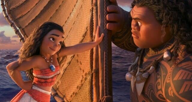Disney's Moana New Clip Dwayne Johnson Is The Hero Of Them All