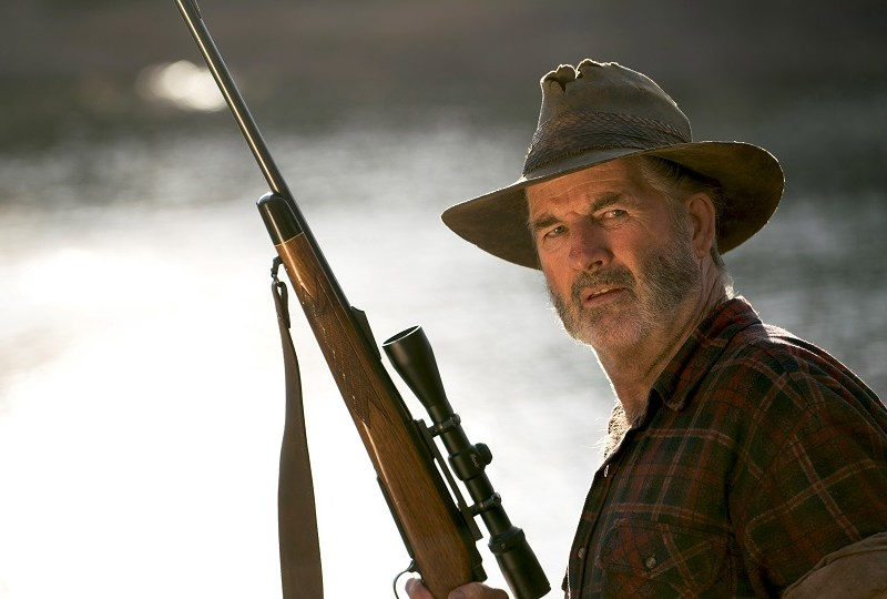 BLU-RAY Review- Wolf Creek: The Complete First Series (2016)