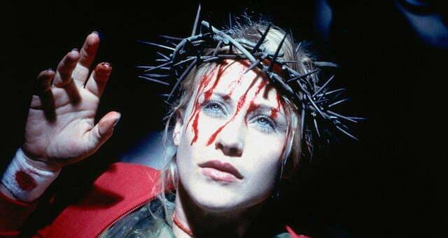 Win Psychological Horror Stigmata On Blu-ray