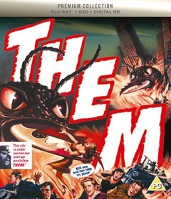 Blu-Ray Review: Them! (1954)