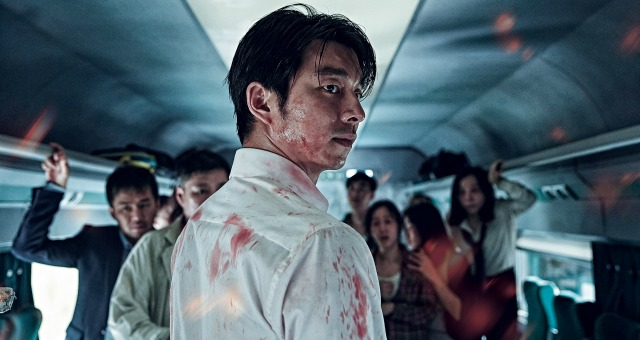 Win Train To Busan T-shirt And Horror Blu-ray Bundle