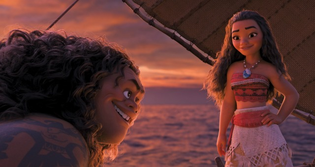 New Moana Clip And Featurette Focus On Movies Beauty
