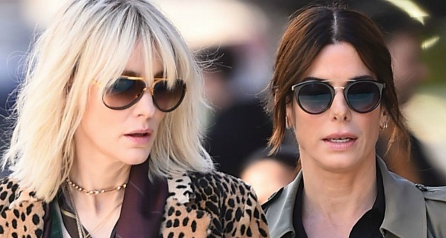 Ocean's 8 Production Finally Begins