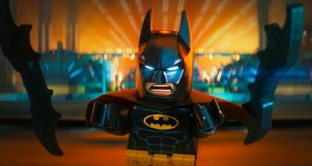 In New The Lego Batman Trailer, It's Great Been Batman! Or is It?