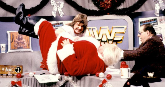 Win WWE Christmas Collection On DVD