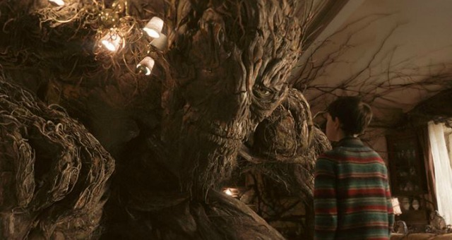 Liam Neeson Reads First Chapter For A Monster Calls