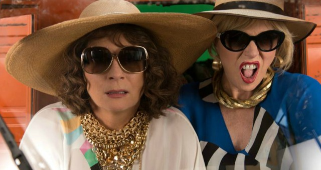 Win Absolutely Fabulous: The Movie On DVD
