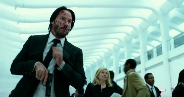 The Man, Myth And Legend Lives On In John Wick: Chapter 2 New Trailer