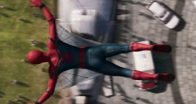 Spider-Man: Homecoming Teaser Teases Friday's First Trailer