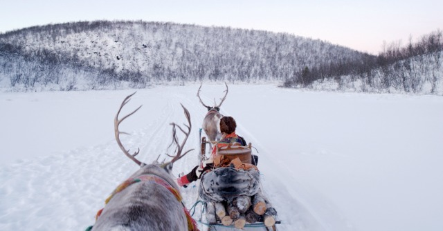Win Nordic Noir's All Aboard! The Sleigh Ride On DVD