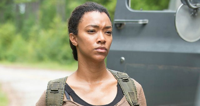 The Walking Dead's Sasha To Lead New Star Trek: Discovery?