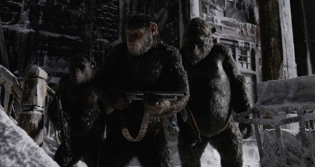 The War On Humanity Begins In War For The Planet Of The Apes First Trailer