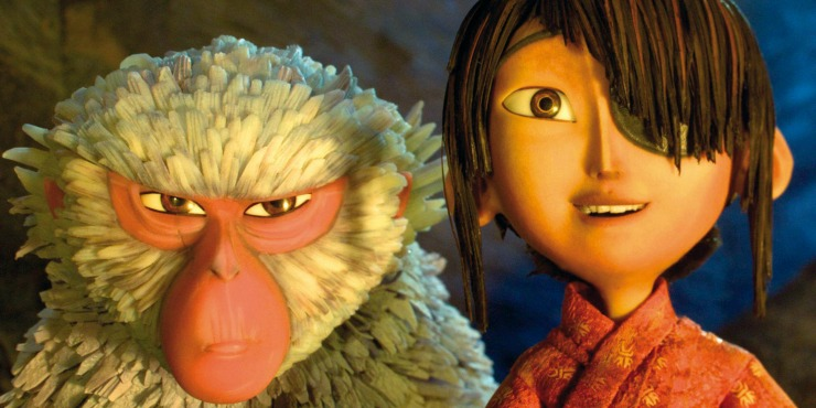 KUBO AND THE TWO STRINGS – Poster signed by director Travis Knight