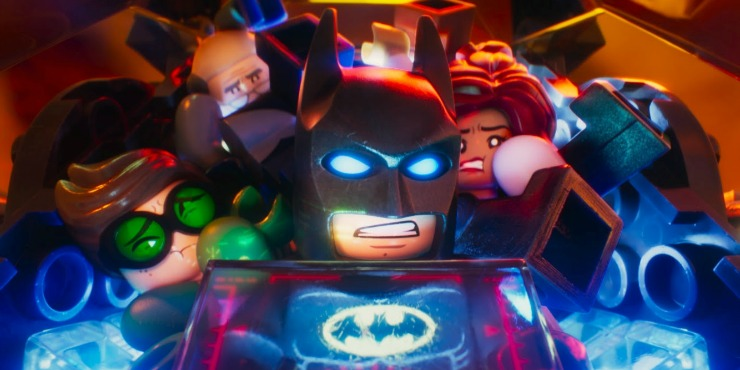 Go 'Behind The Bricks' In New Lego Batman Movie Featurette