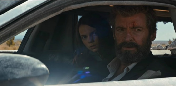 His Time Has Come…Watch The New Logan Trailer