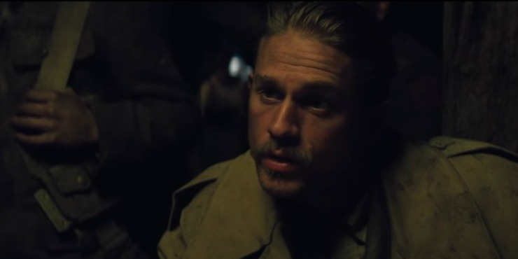 Charlie Hunnam Has Destiny In The Lost City Of Z UK Trailer
