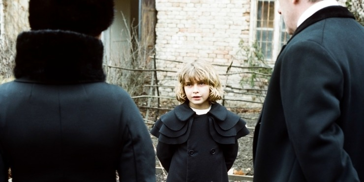 Win The Childhood Of A Leader On Blu-ray