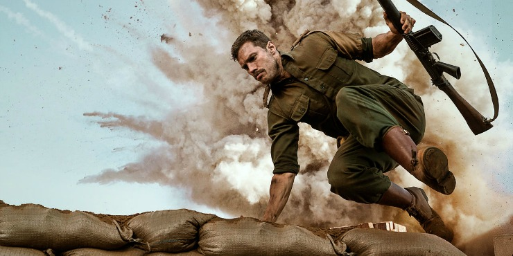 Netflix Film Review – The Siege of Jadotville (2016)