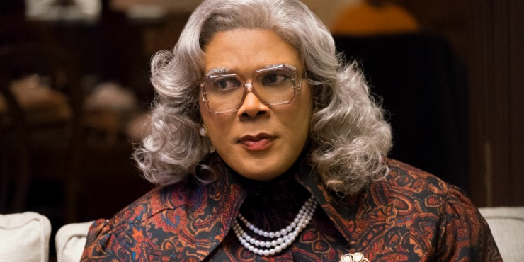Win a Lionsgate Comedy Bundle with Tyler Perry's BOO! A Madea Halloween