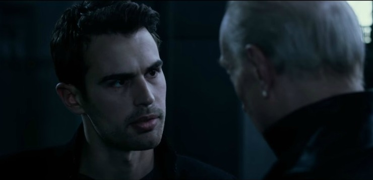 New Underworld: Blood Wars Featurette Focuses On David (Theo James)