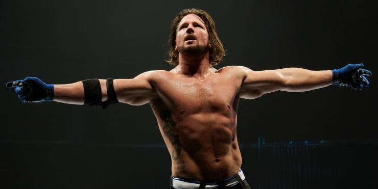 AJ Styles VS Shinsuke Nakamura At Wrestlemania 33?