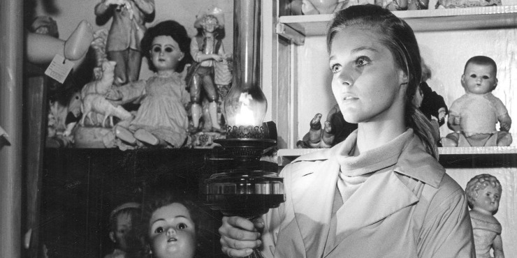Bluray Review – Bunny Lake is Missing (1965)