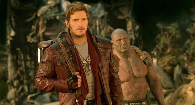 'Marvel' In New Batch Of Guardians Of The Galaxy Vol.2 Stills