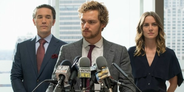 Marvel's Iron Fist Trailer , Danny Rand Comes Home To Reclaim His Life