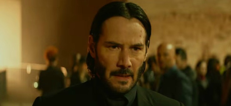 New John Wick: Chapter 2 Clip Asks John 'You Working?'