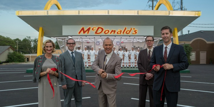 Film Review – The Founder (2017)