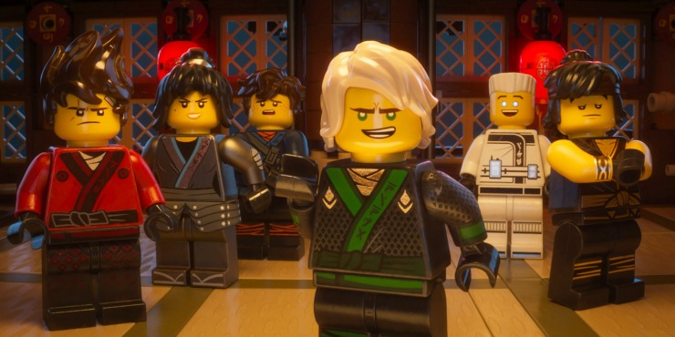 Find Your Inner Peace In The Lego Ninjago Movie  Teaser Trailer