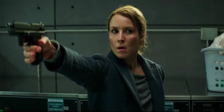 Watch UK Trailer For Unlocked Starring Noomi Rapace, Orlando Bloom