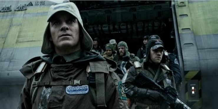 In New Alien:Covenant UK Trailer The Path To Paradise Begins In Hell