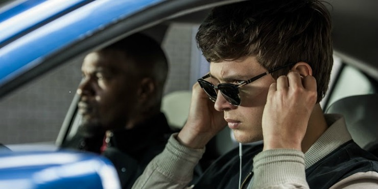 Watch Edgar Wright's Blistering Baby Driver First Trailer