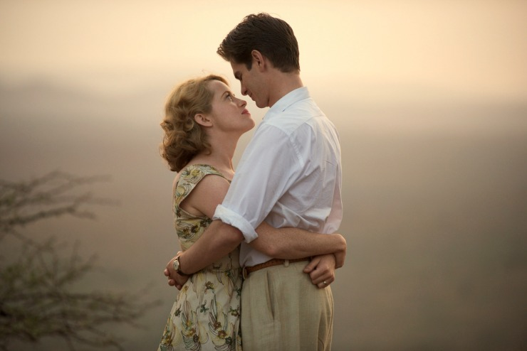 First Look At Andy Serkis' Breathe Starring Andrew Garfield, Claire Foy