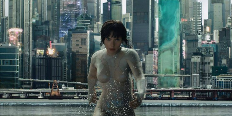 Ghost In The Shell New Featurette Highlights The 'Art Of The Film'