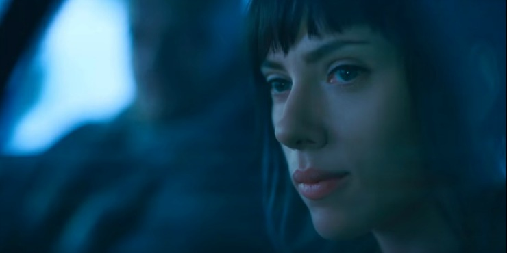 The Latest Ghost In The Shell Featurette  Focused On 'Rupert's Vision'