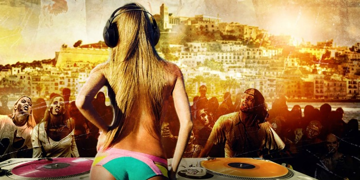 Win Ibiza Undead On DVD